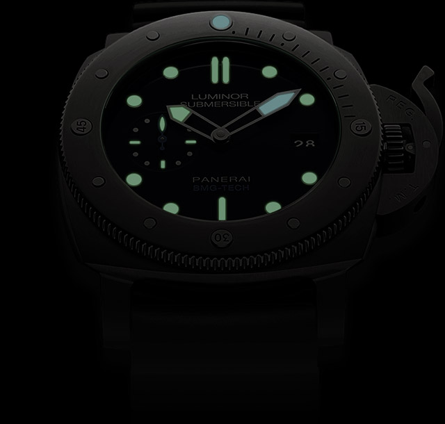 Panerai BMG-Tech - Night